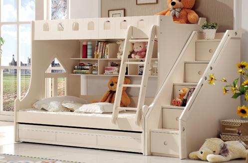Giường ngủ 2 tầng trẻ em cao cấp LSL0707