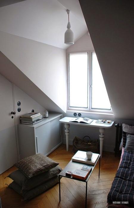 Nội thất trong căn hộ 13m2