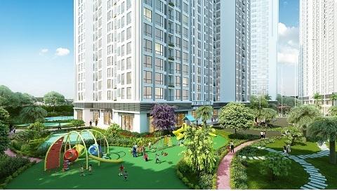 Chương trình ưu đãi thanh toán 30% nhận căn hộ Park 5