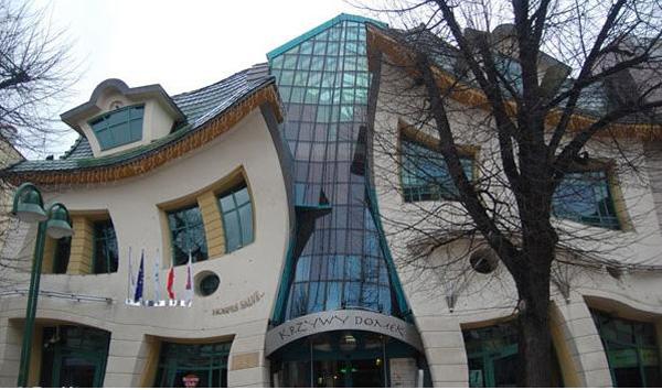 """""""Ngả mũ"""" với những tòa nhà độc đáo trên thế giới"""