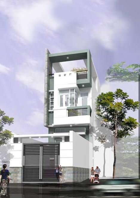 Căn nhà 4 tầng đẹp như mơ với 1 tỷ