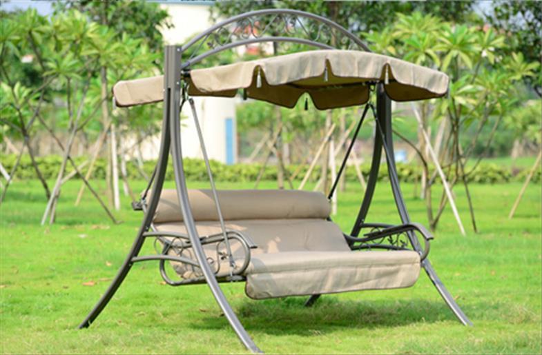 Ghế xích đu cho sân vườn cao cấp JLM264