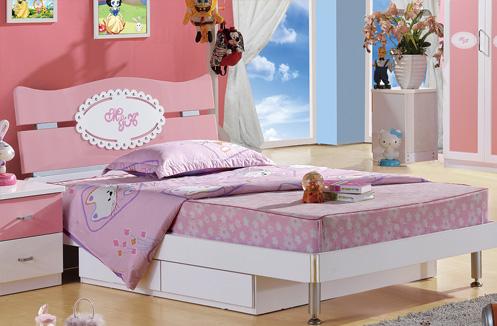 Giường ngủ cho bé có ngăn kéo đựng BABY BL980G