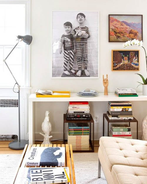 6 cách nới rộng không gian cho căn phòng nhỏ