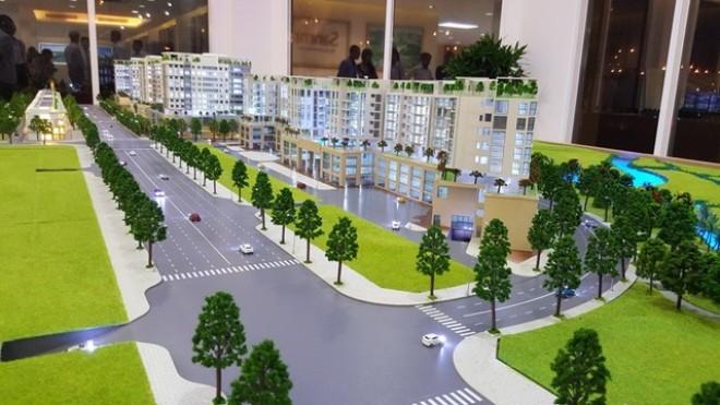 Giá bất động sản cao cấp tại Tp.HCM tăng mạnh