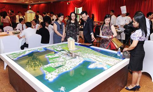 Nguồn cung căn hộ cao cấp tại Hà Nội lại tăng cao