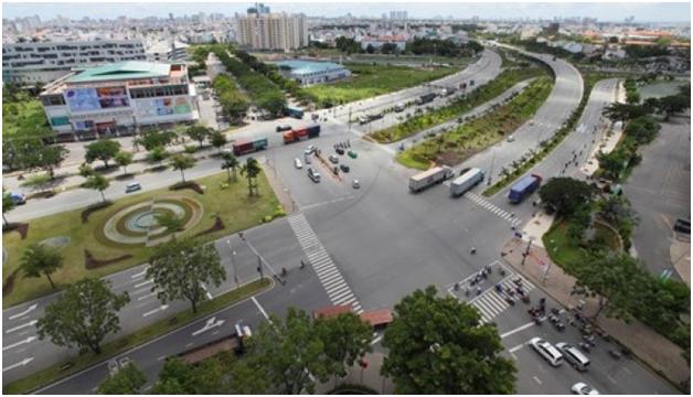 BĐS khu Nam tăng nhiệt nhờ cải cách giao thông