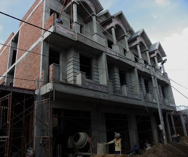 """Nhà xây sẵn - """"mốt"""" mới của BĐS vùng ven Sài Gòn"""