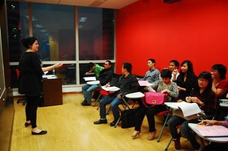 Địa điểm học tiếng Anh lý tưởng tại GLN Keangnam