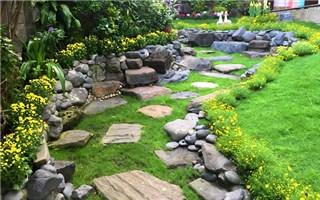 Mê mẩn với những vườn hoa cây cảnh tuyệt đẹp của sao Việt