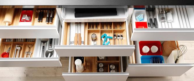 9 giải pháp lưu trữ đồ cho căn bếp gọn đẹp
