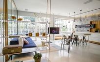 Hút mắt với căn hộ chung cư đẹp mê mải đến từng chi tiết