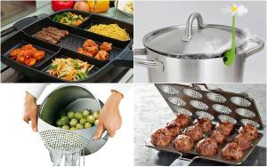 12 dụng cụ làm bếp sáng tạo, tiện ích khiến chị em mê tít