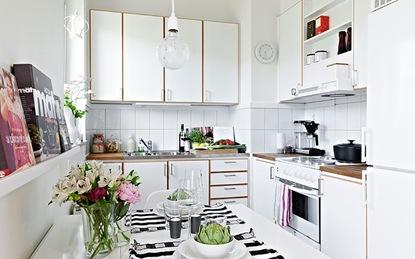 Ngắm căn hộ nhỏ 36m² được lưu trữ và bài trí nội thất cực thông minh
