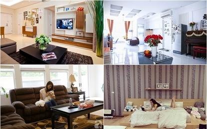 Ngắm không gian sống tuyệt đẹp của 4 siêu mẫu nữ Việt nổi tiếng