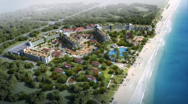 BĐS nghỉ dưỡng ven biển –Thỏi nam châm hút vốn đầu tư