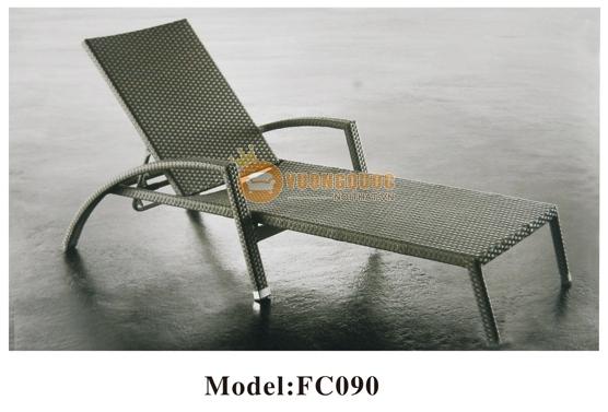 Ghế giường tắm nắng bãi biển ZXFC090