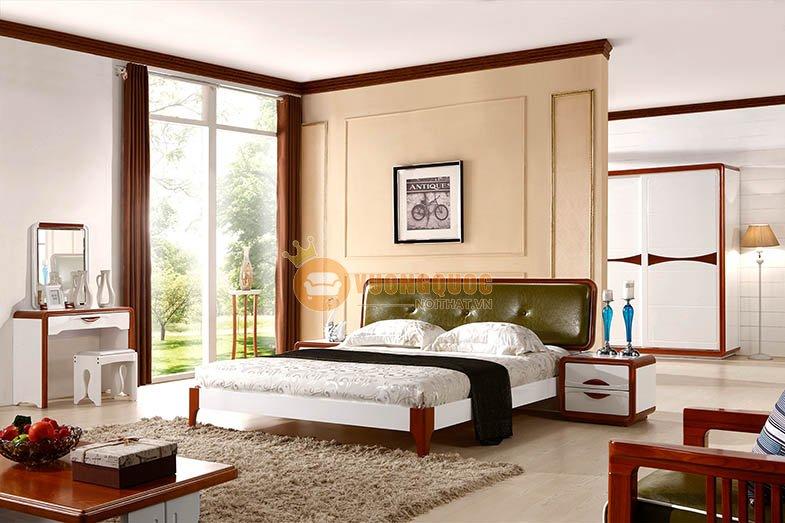 Giường ngủ hiện đại CNS2A003