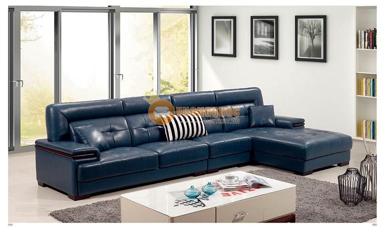 Bộ sofa hiện đại huyền bí CSSD266