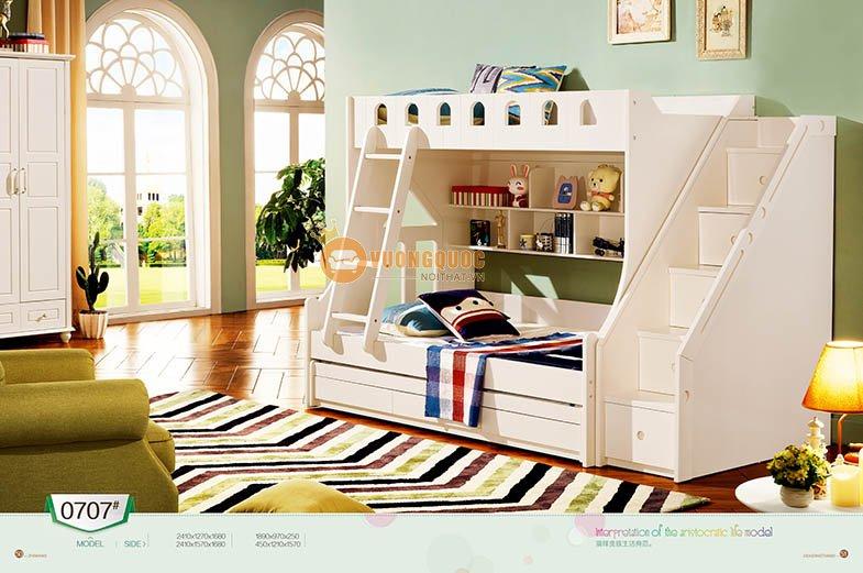 Giường tầng trang nhã LSL0707-1