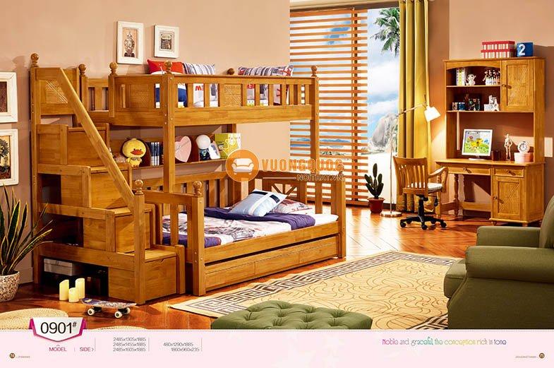 giường tầng đa năng lsl0901-2
