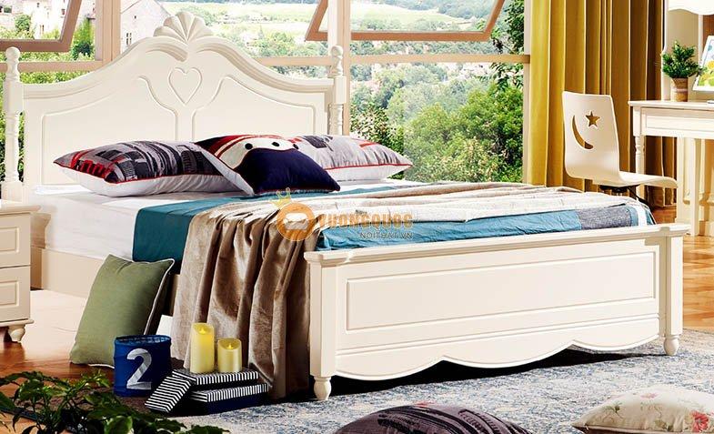 phòng ngủ công chúa hiện đại lsl805- 2
