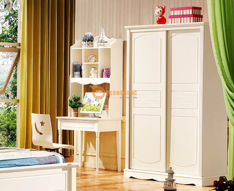 phòng ngủ công chúa hiện đại lsl805- 5