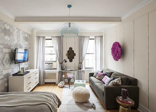 Ngắm căn hộ 20m vuông vẫn đẹp lộng lẫy như biệt thự