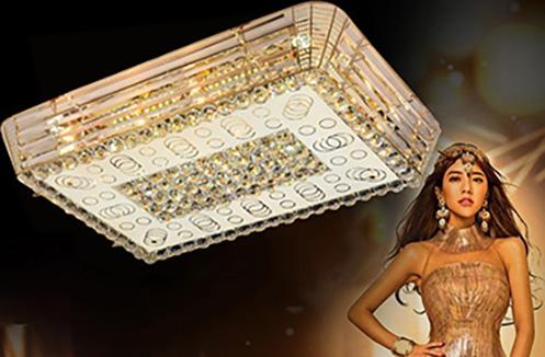 ĐÈN ỐP TRẦN LED HIỆN ĐẠI KMD121