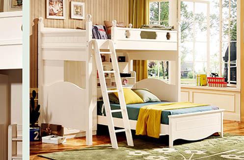 Chiêm ngưỡng 10 mẫu giường tầng đẹp mê li cho nhà có con nhỏ