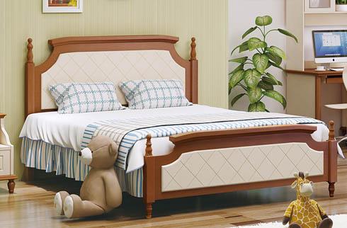 Giường ngủ phong cách Hàn Quốc cho bé trai HHMD302G