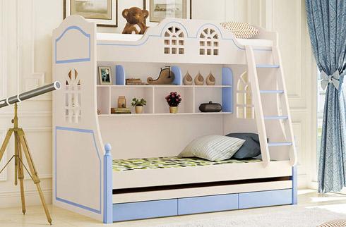 Giường tầng trẻ em nhập khẩu HHM989A