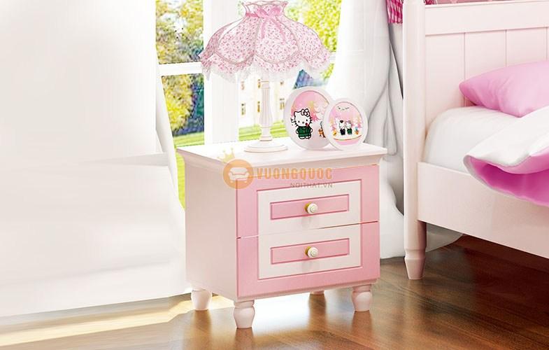 Phòng ngủ cho bé gái HHM916-4