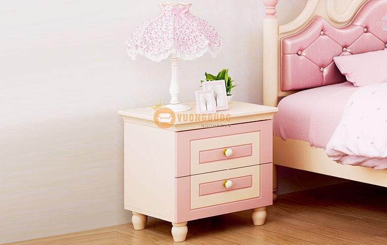 Phòng ngủ cho bé gái đáng yêu HHM910B-3