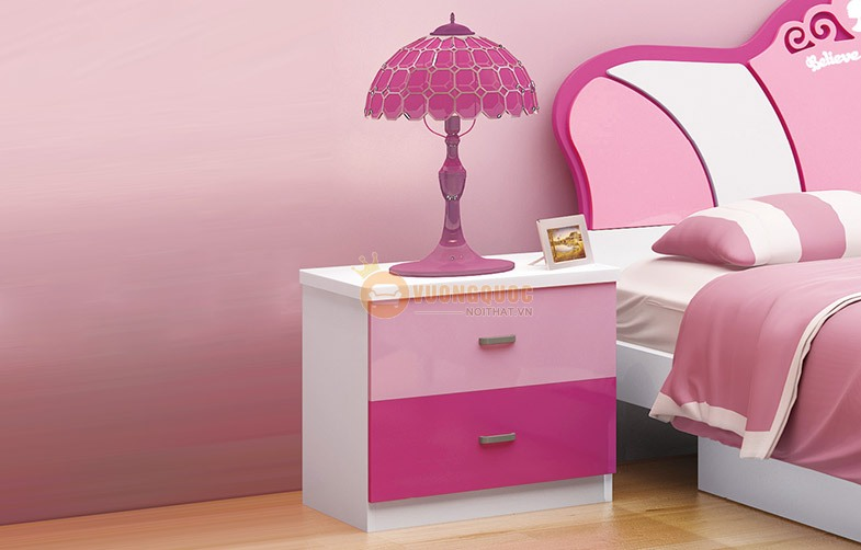 Phòng ngủ công chúa cho bé gái HHM810-3