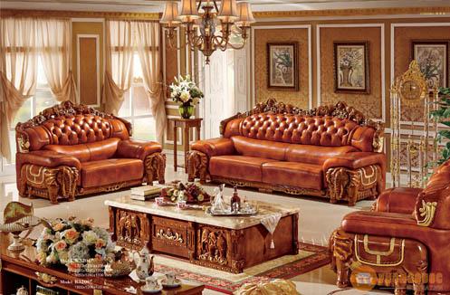 Xu hướng chọn nội thất phòng khách cổ điển ngày càng thịnh hành