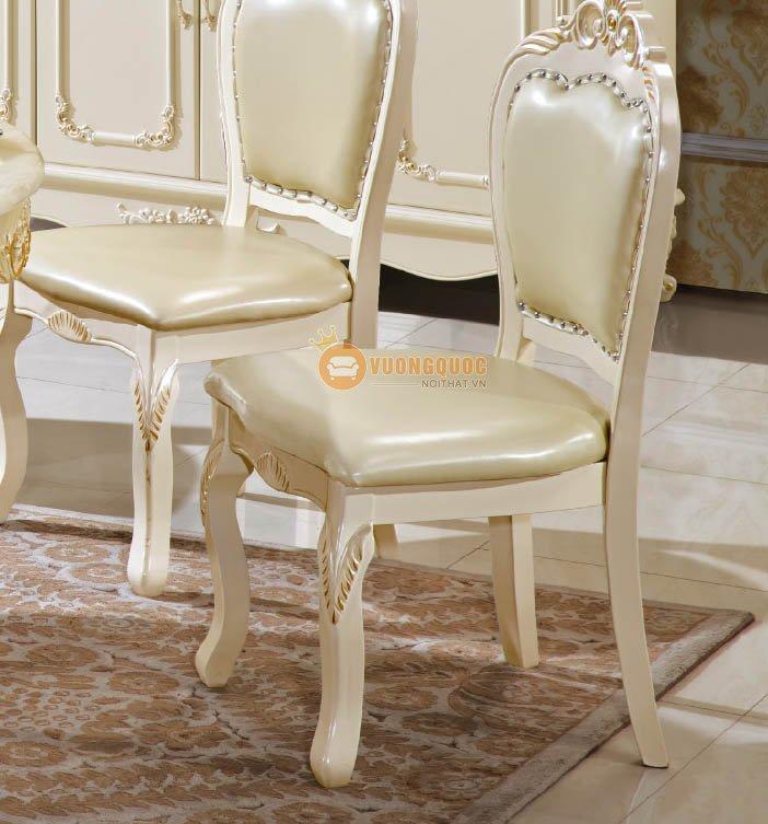 Bộ bàn ghế phòng ăn nhập khẩu mã CBLPC002B