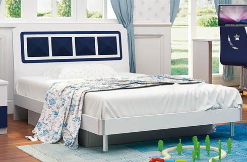 Giường ngủ cho bé trai nhập khẩu HHM823G
