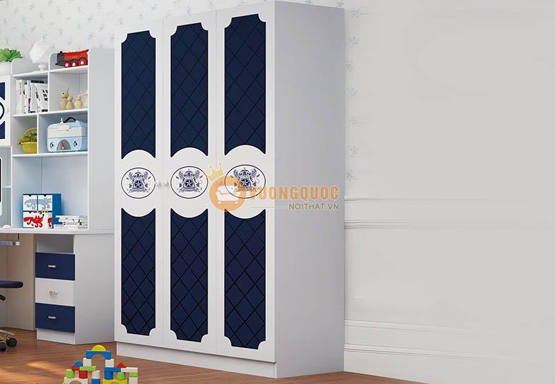 Nội thất phòng ngủ trẻ em nhập khẩu cao cấp HHM823-3