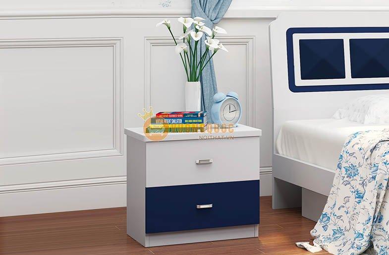 Nội thất phòng ngủ trẻ em nhập khẩu cao cấp HHM823-4