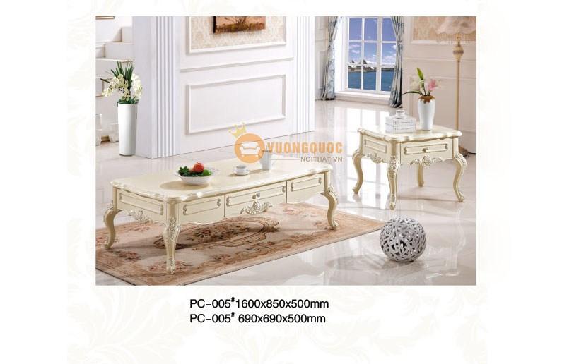 Bàn trà phòng khách CBLPC005BT - Phong cách Châu Âu