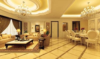 Bắt kịp những xu hướng thiết kế nội thất cao cấp cho nhà chung cư