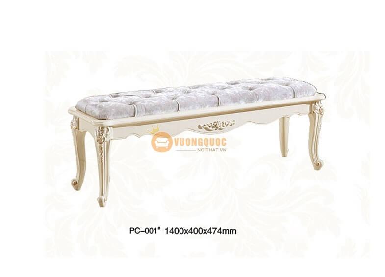 Ghế phòng ngủ tân cổ điển CBLPC001C-1