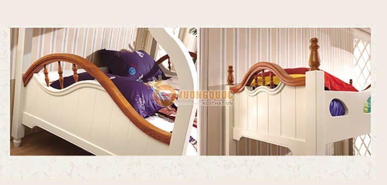 Giường tầng cho bé yêu CTH7A010G-2
