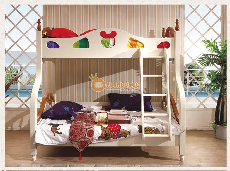 Giường tầng cho bé yêu CTH7A010G-3