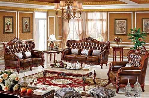 5 lý do bạn nên sở hữu mẫu ghế sofa cổ điển tại Vương quốc nội thất