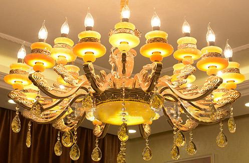 Showroom chuyên cung cấp đèn chùm giá rẻ tại TP.HCM