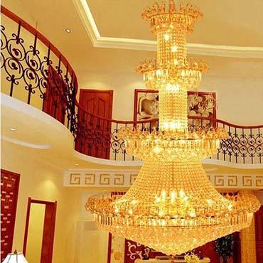 Địa chỉ chuyên cung cấp đèn chùm phòng khách tại Hà Nội