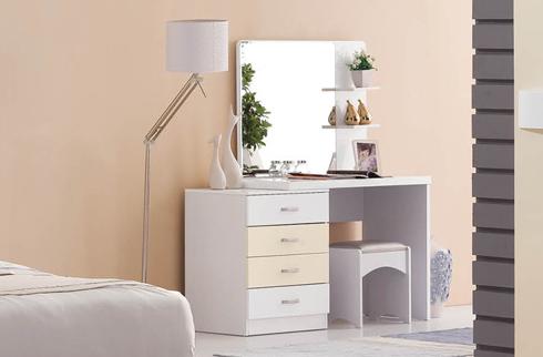 Cách đặt bàn trang điểm trong phòng ngủ hợp phong thuỷ