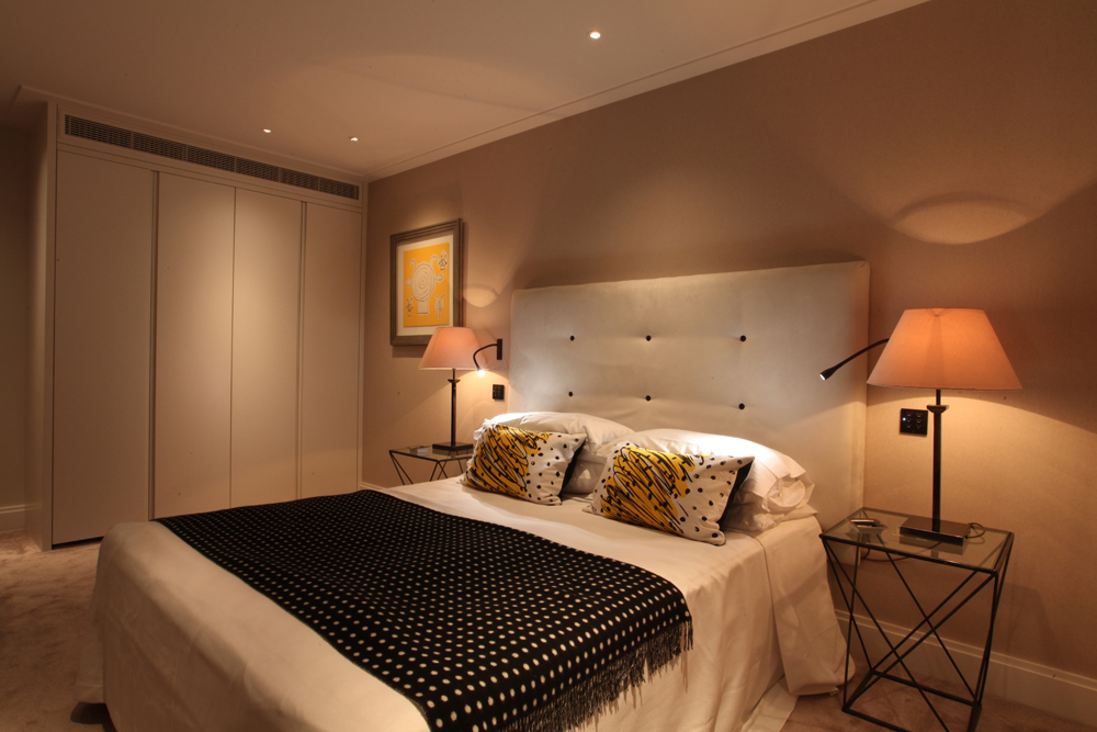 Cách bố trí đèn trong phòng ngủ hợp phong thuỷ